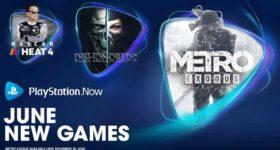 PlayStation Now agrega estos 3 nuevos juegos en Junio