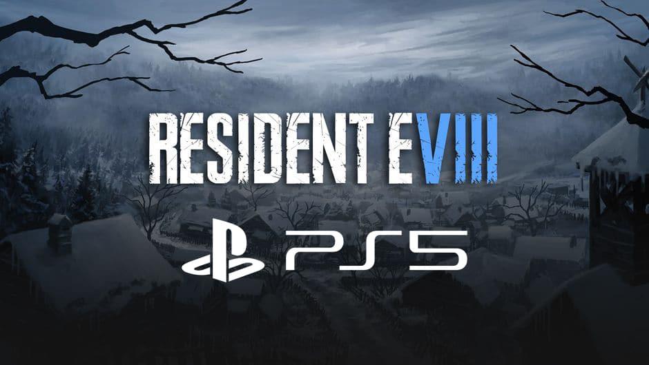 Resident Evil 8, PS5,GamersrD