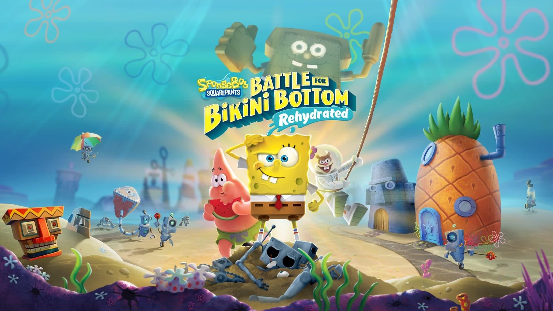 SpongeBob SquarePants: Battle for Bikini Bottom - Rehydrated Review