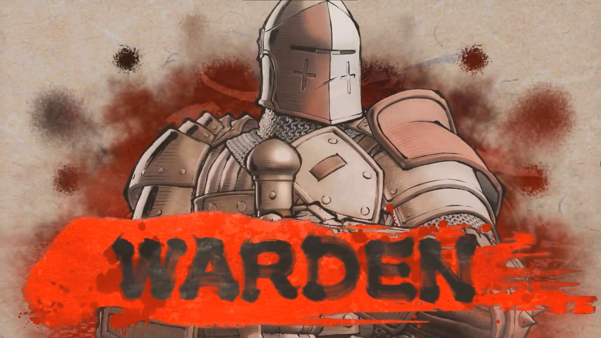 Warden de For Honor a Samurai Shodown , SNk, GamersRD