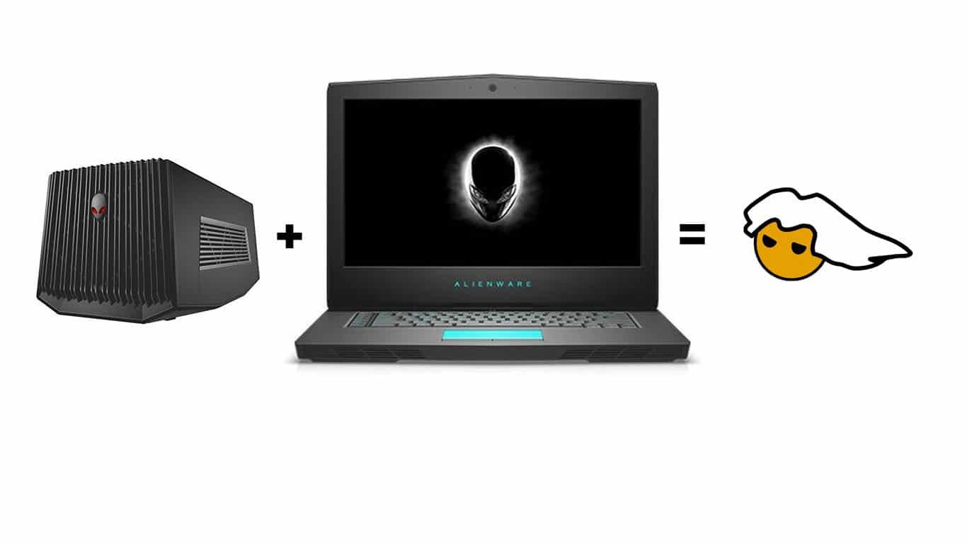 ventajas de jugar con amplificador grafico alienware gamersrd