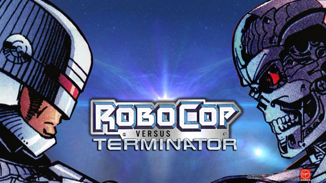 RoboCop Versus The Terminator Retro Review