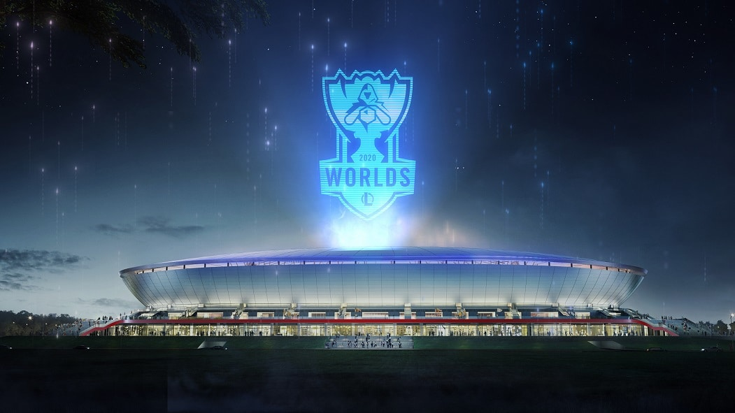 Campeonato Mundial de League of Legends 2020, GamersRD
