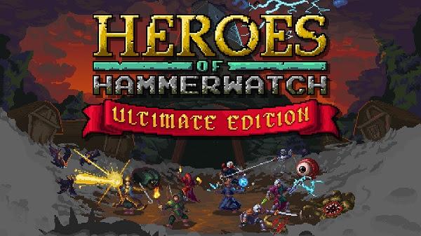 Heroes of Hammerwatch Ultimate Edition, GamersRD