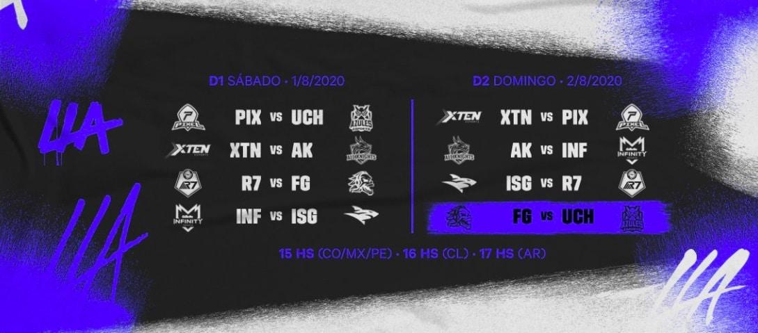 Liga Latinoamérica de League of Legends , GamersRD