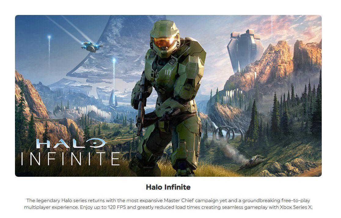 Multijugador de Halo Infinite será gratuito y se ejecutará a 120 FPS