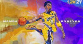 NBA 2K21 ya tiene fecha de lanzamiento y anuncian Mamba Forever Edition