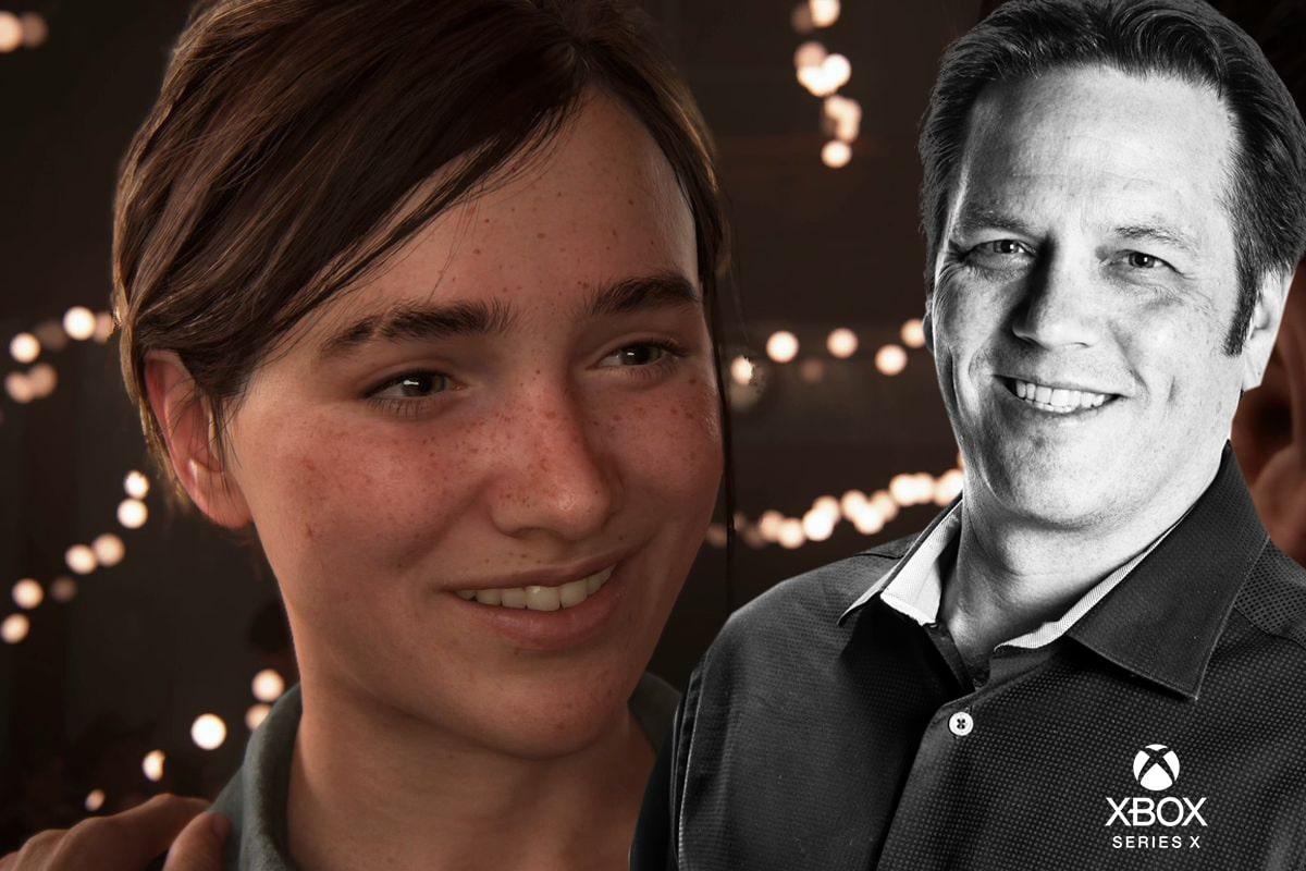 Phil Spencer brinda elogios a The Last of Us Part II, GamersRD