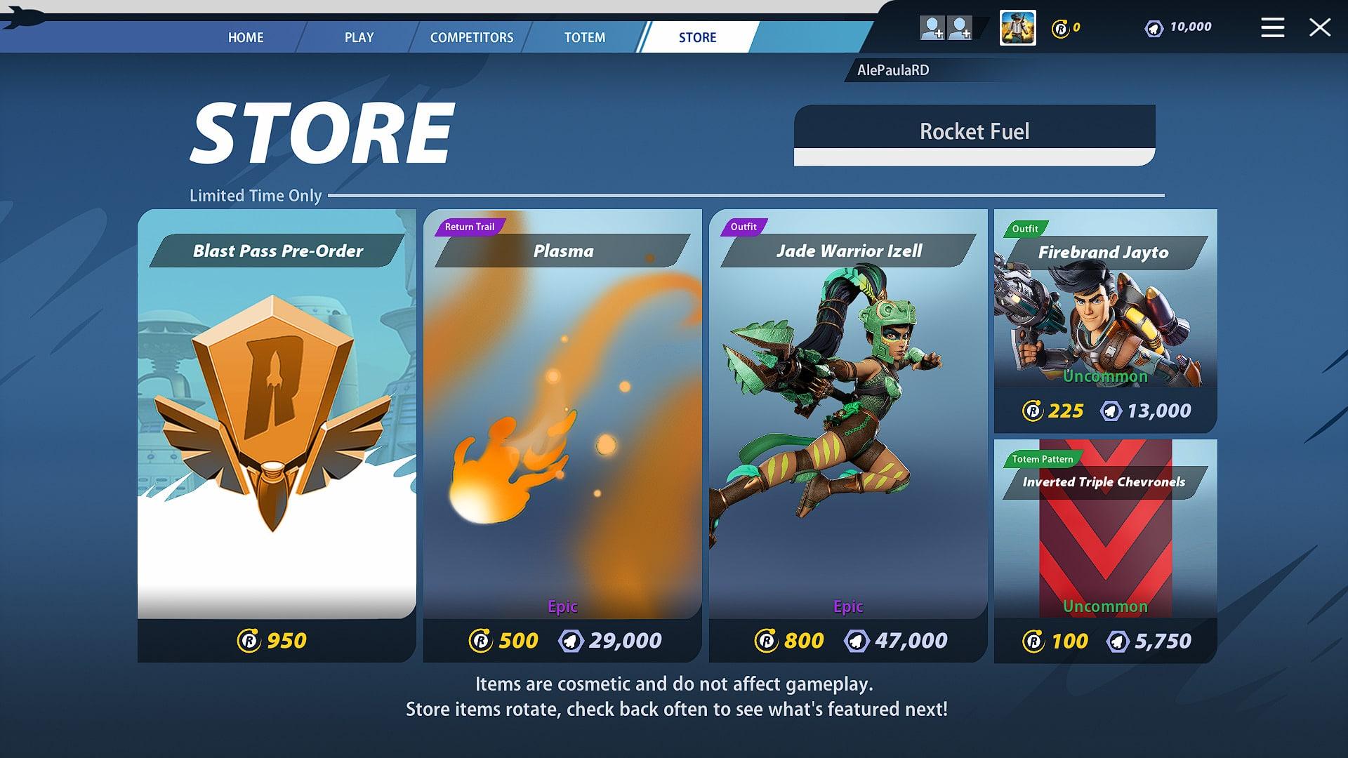 Rocket Arena Review GamersRD3