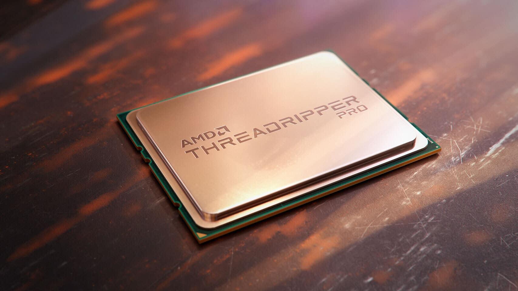 Ryzen Threadripper PRO, AMD, GamersRD