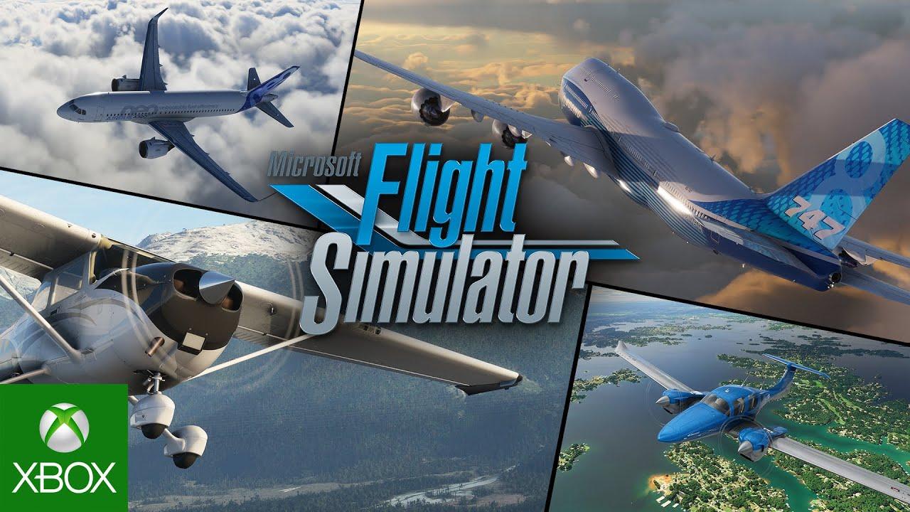 Microsoft Flight Simulator se lanzará el 18 de agosto