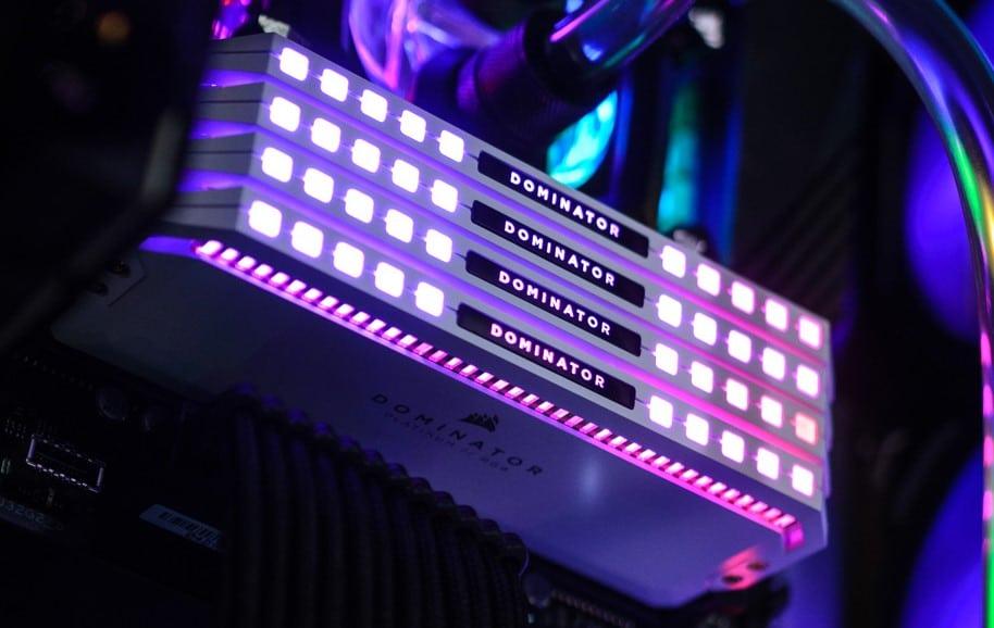 Corsair Dominator Platinum RGB Memory RAM 32GB DDR4 Review, 3,GamersRD