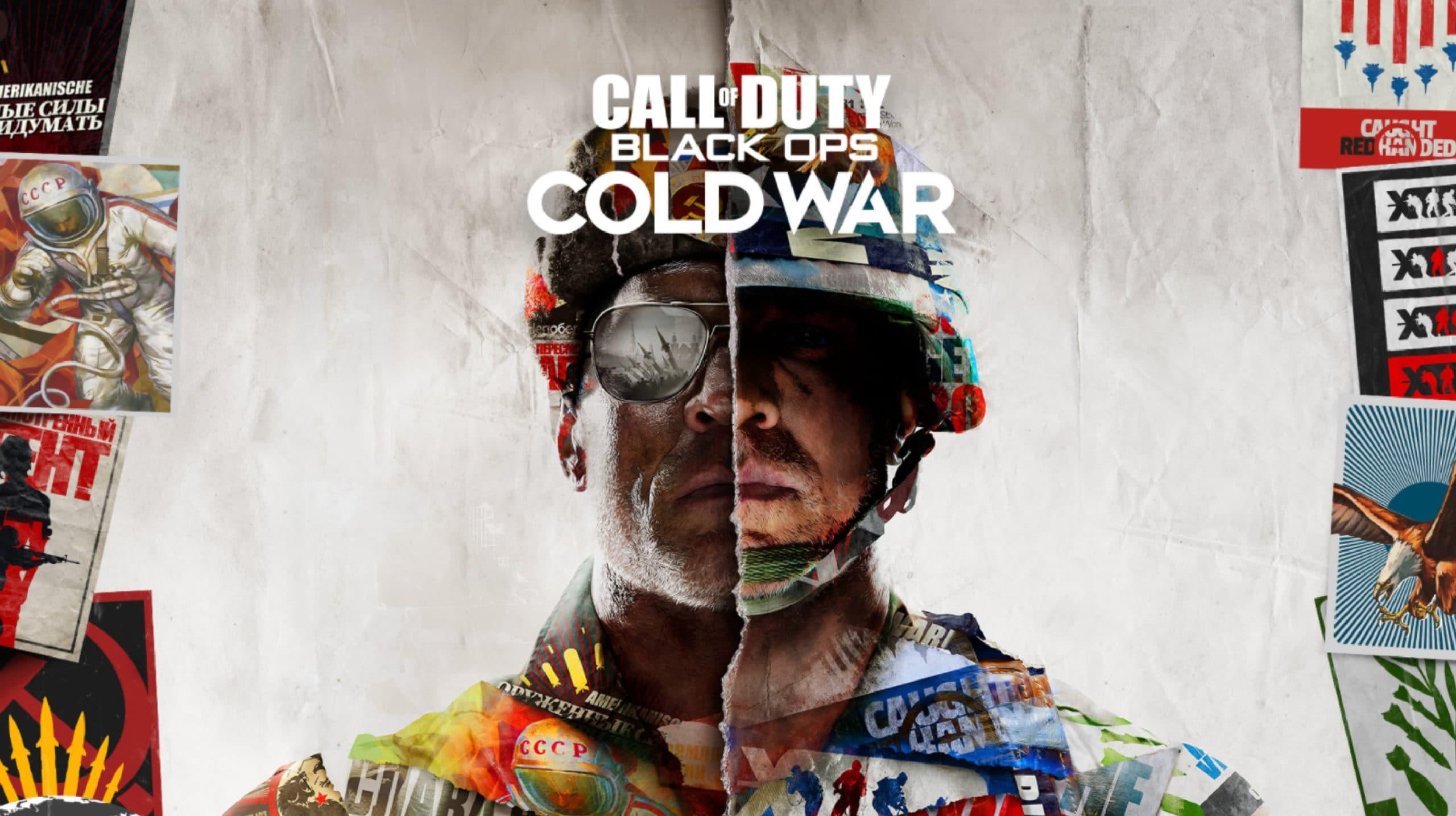 Call of Duty: Black Ops – Cold War revela su arte de portada oficial
