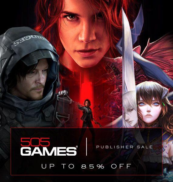 505 Games, sale Steam, GamersrD
