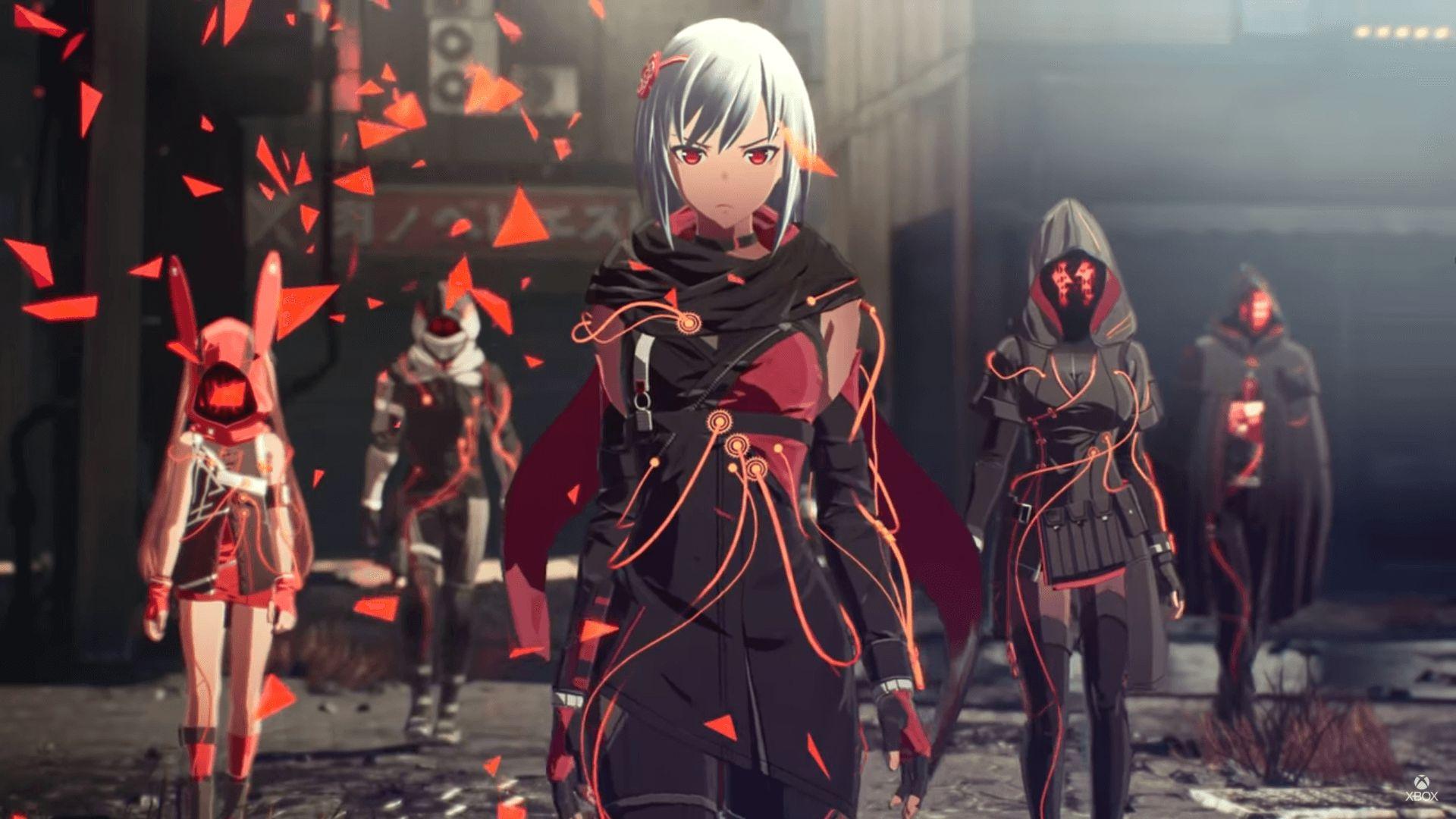 Scarlet Nexus - GamersRD