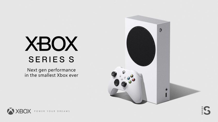 Xbox Series S, Microsoft, GamersRD