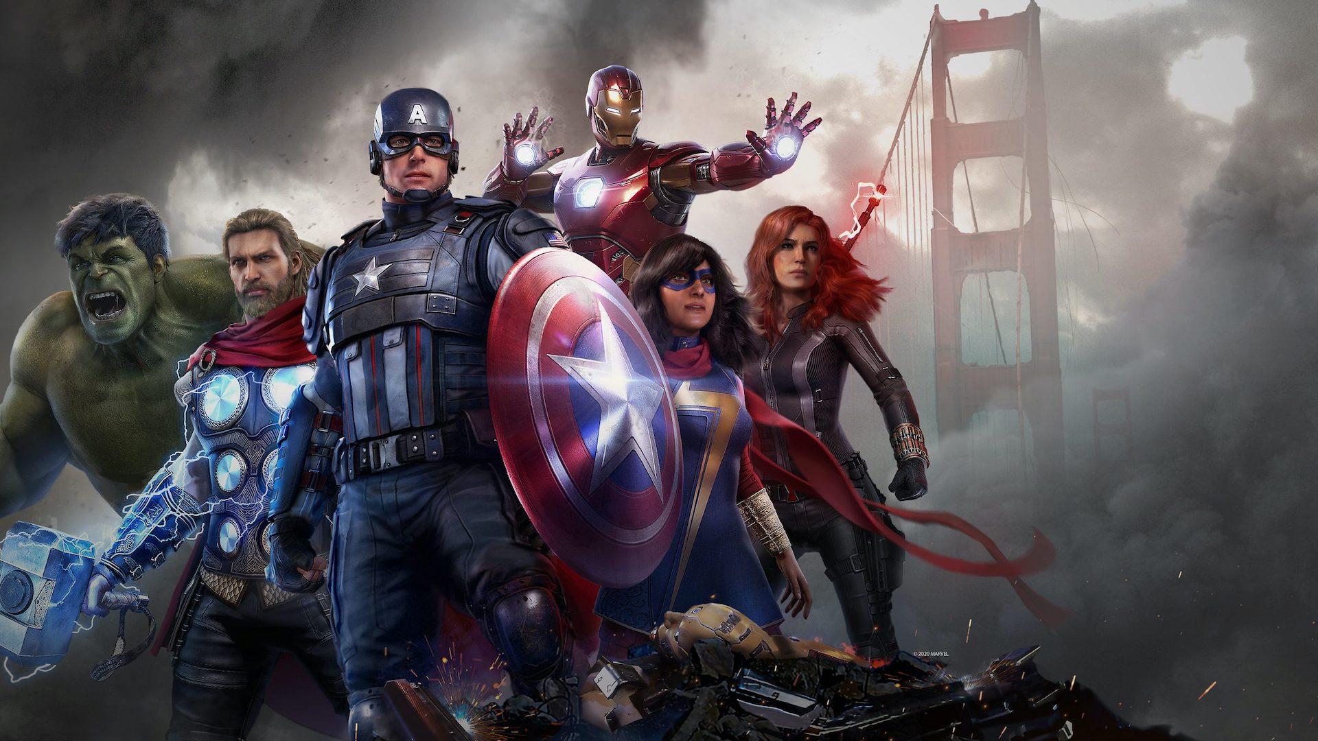 marvels avengers review portada gamersrd