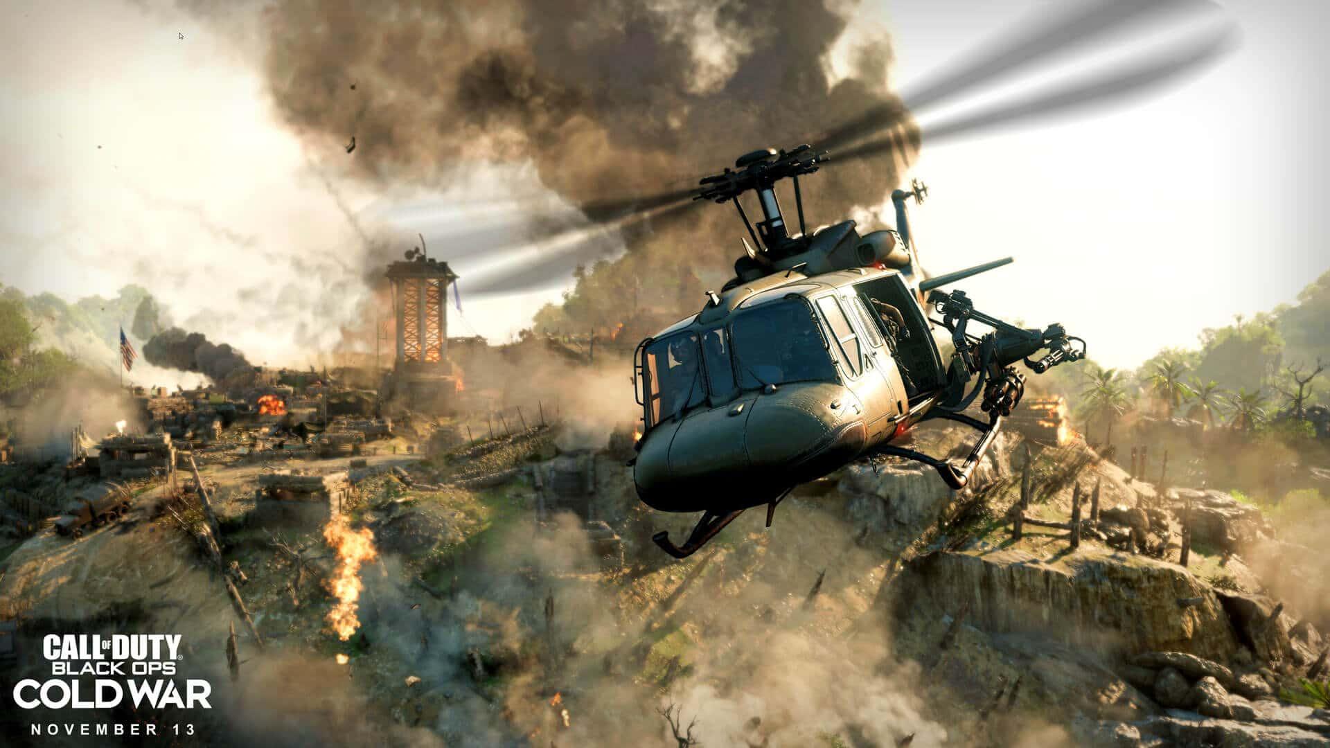 Trailer beta de Call of Duty: Black Ops Cold War revelado