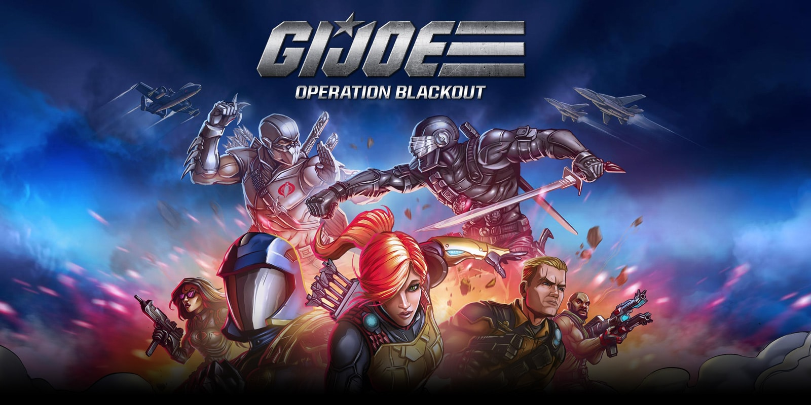 G.I. Joe: Operation Blackout - GamersRD
