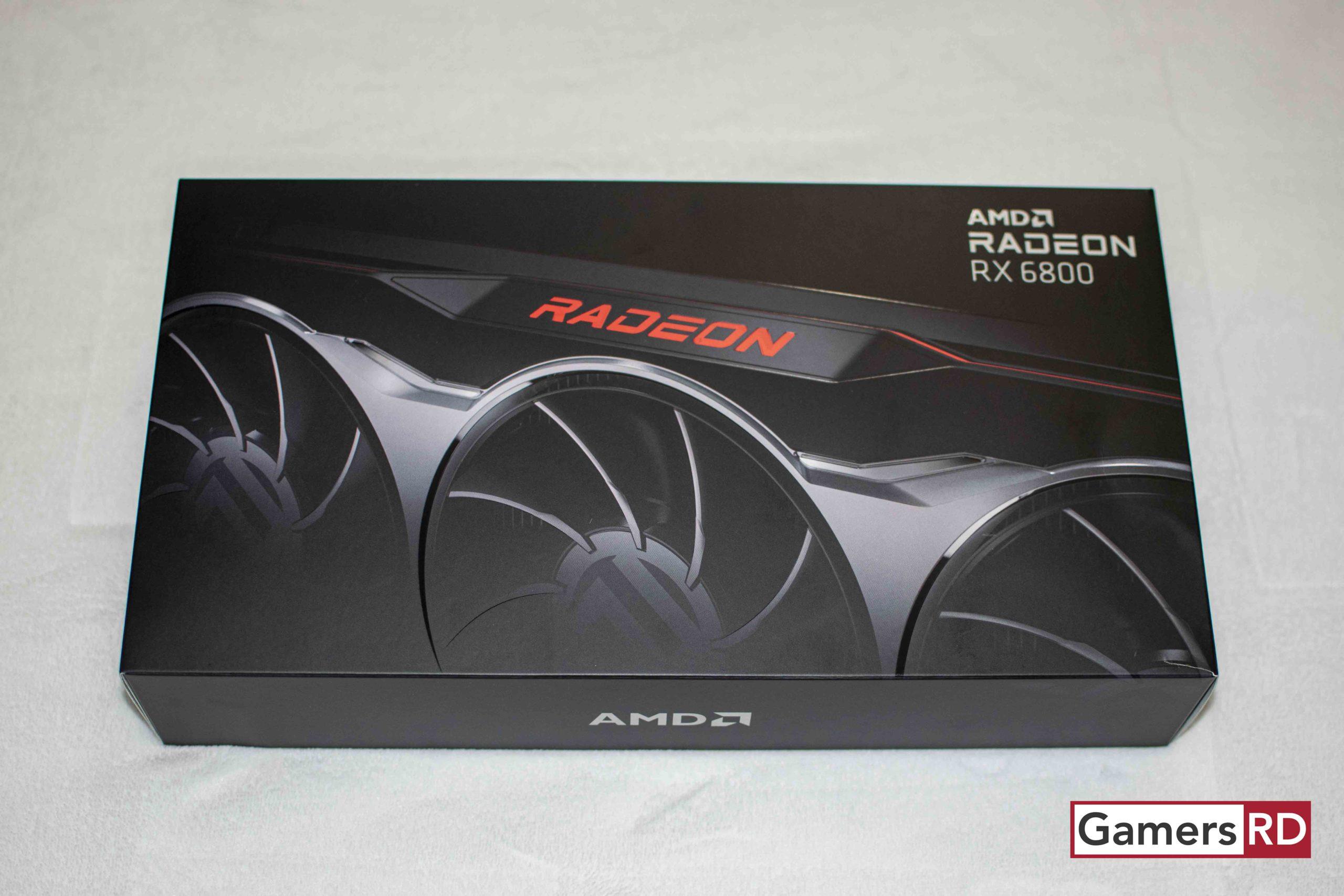 AMD Radeon RX 6800 Review 1,GamersRD
