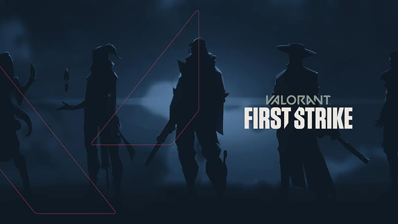FIRST STRIKE, VALORANT, GAMERSRD