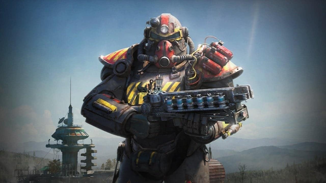 Fallout 76 brotherhood of steel - GamersRD