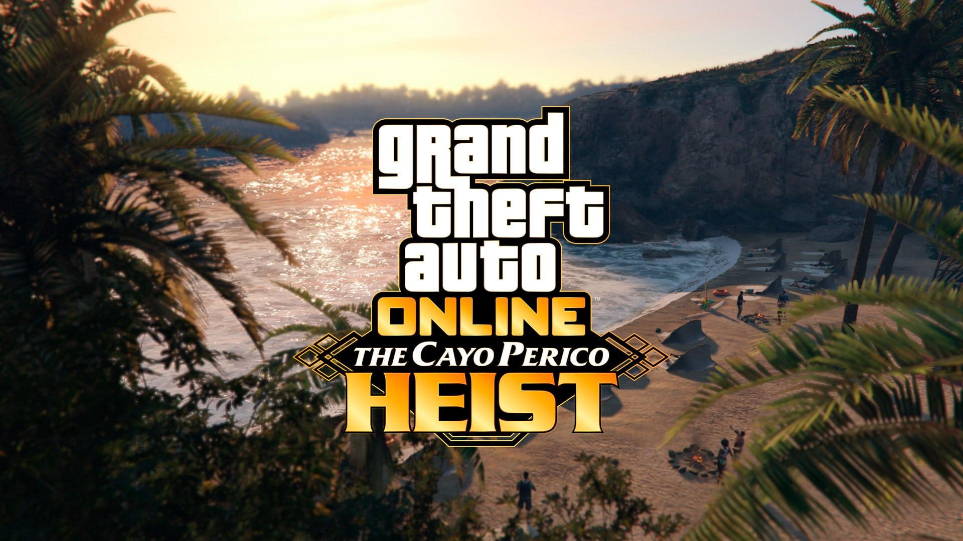 GTA Online, Golpe a Cayo Perico, GamersRD