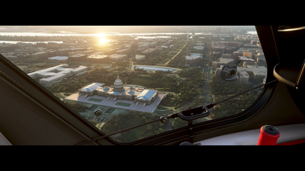 World Update II USA, Microsoft Flight Simulator, GamersRD