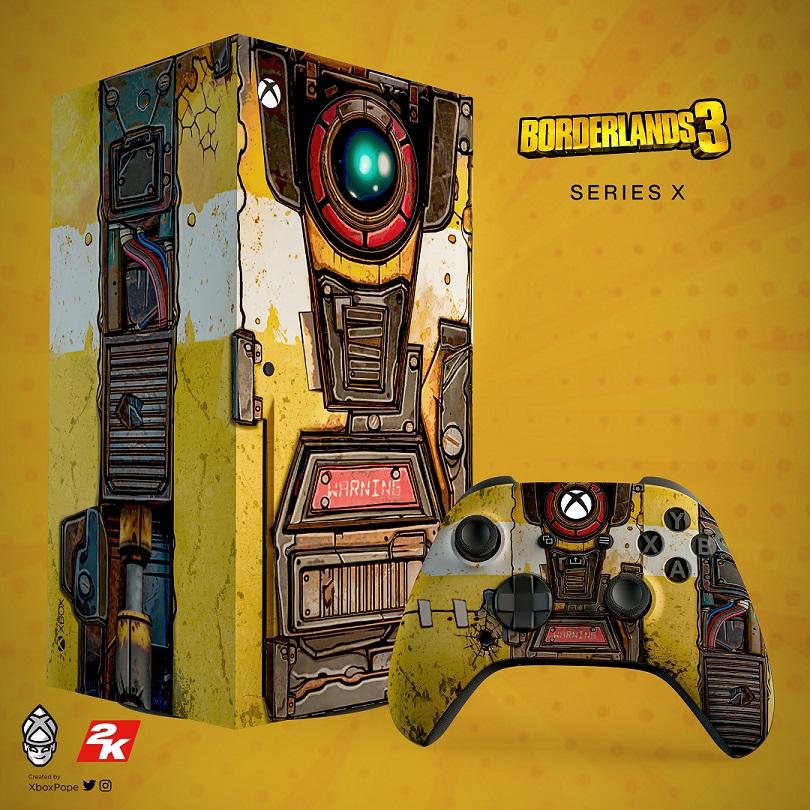 Xbox Series X, Borderlands 3, 2K Games , 1,GamersRD