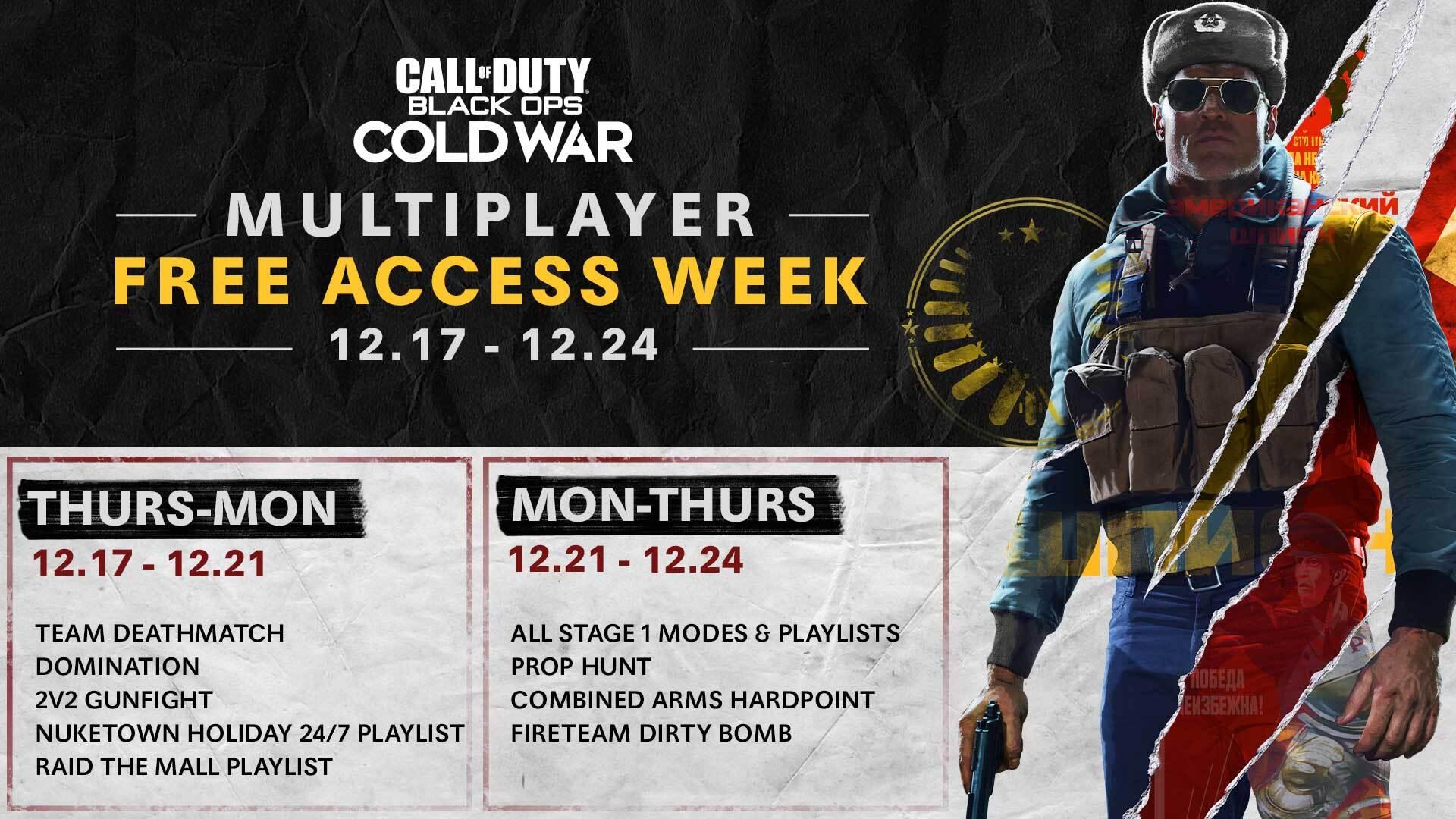 Call of Duty Black Ops Cold War, GamersRD