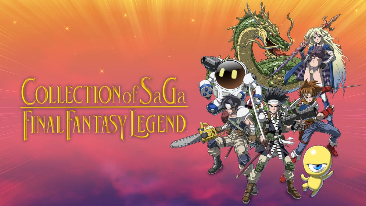 Collection of SaGa Final Fantasy Legend, GamersRD