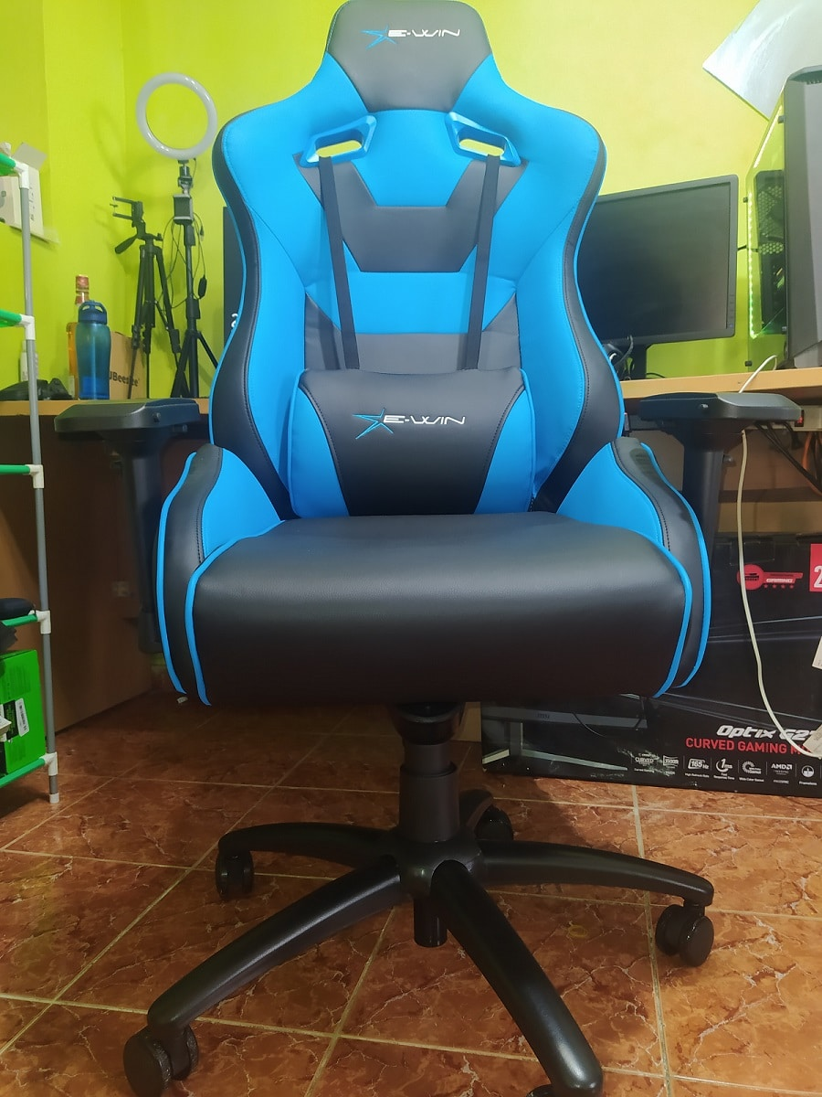 E-Win Racing Gaming Chair Flash XL FLC Review, 1 GamersRD