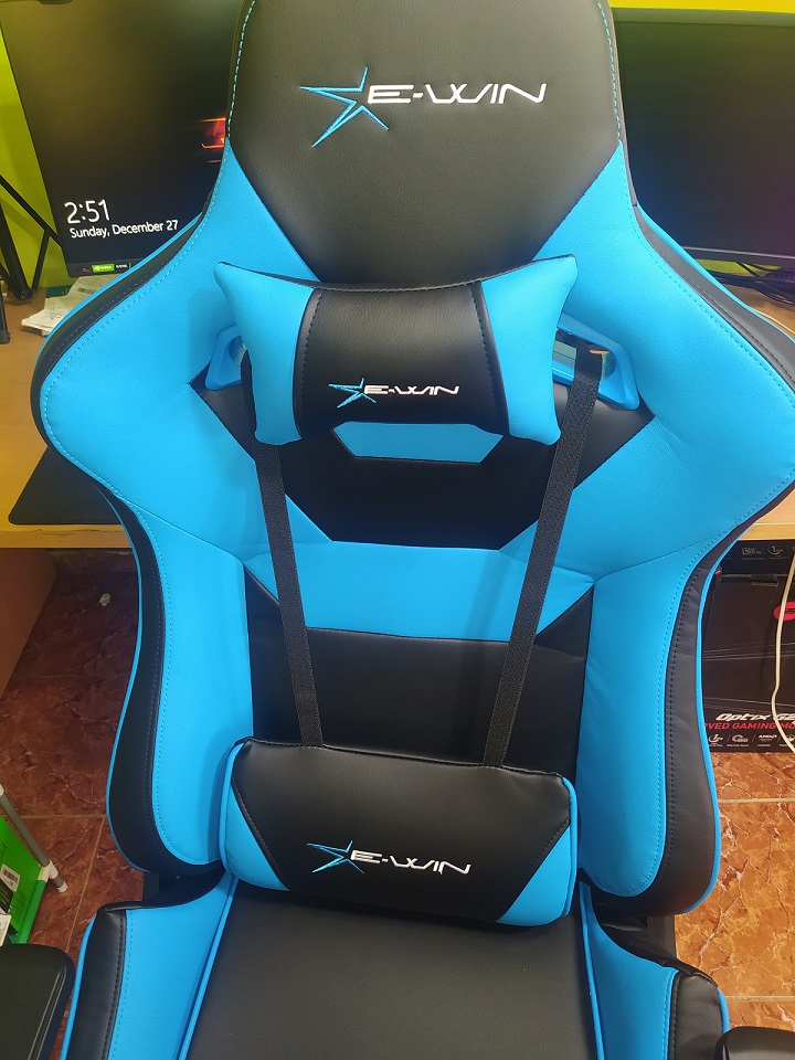 E-Win Racing Gaming Chair Flash XL FLC Review, GamersRD