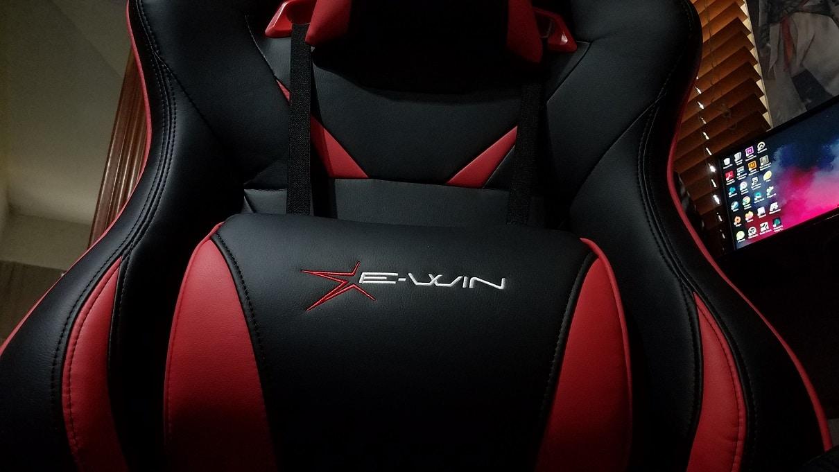 Ewin Racing Gaming Chair Flash XL FLB Review, 2,GamersRD