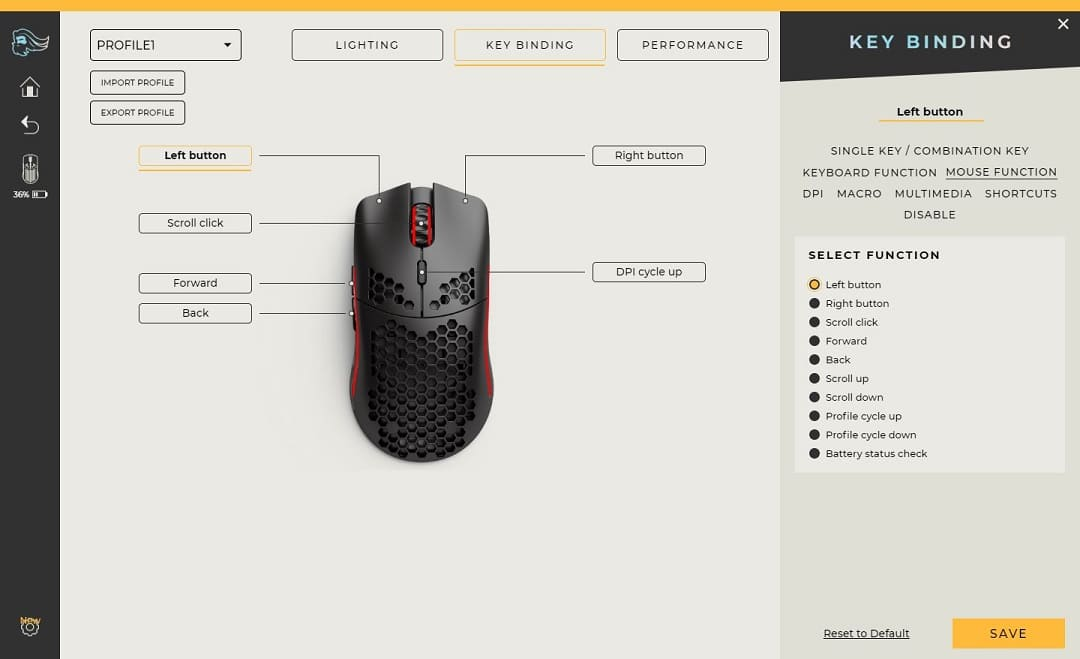 Glorious Model O Wireless Mouse Review, GamersRD