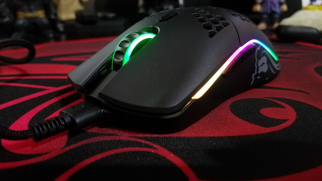 Glorious Model O Wireless Mouse, review, GamersRD