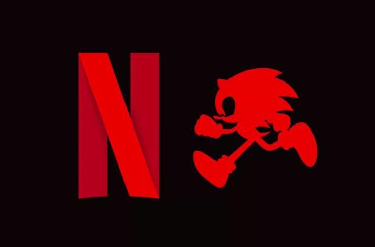 Netflix, Sonic the Hedgehog , GamersRD