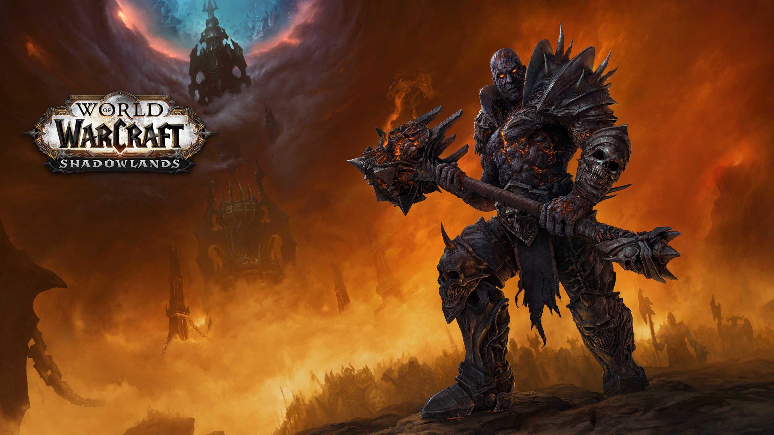 World of Warcraft Shadowlands , GamersRD