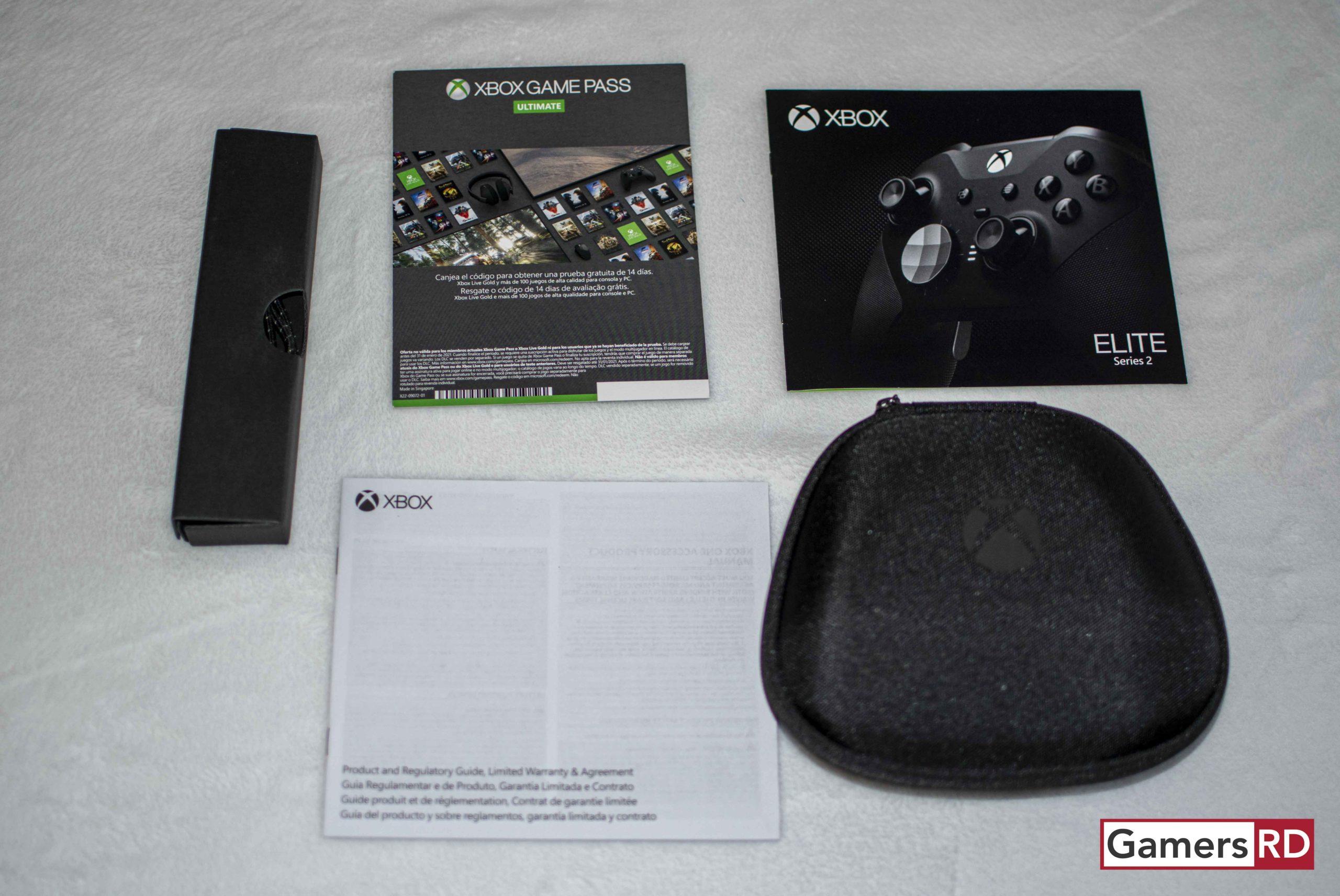 Xbox Elite Wireless Controller Series 2 Review, GamersRD