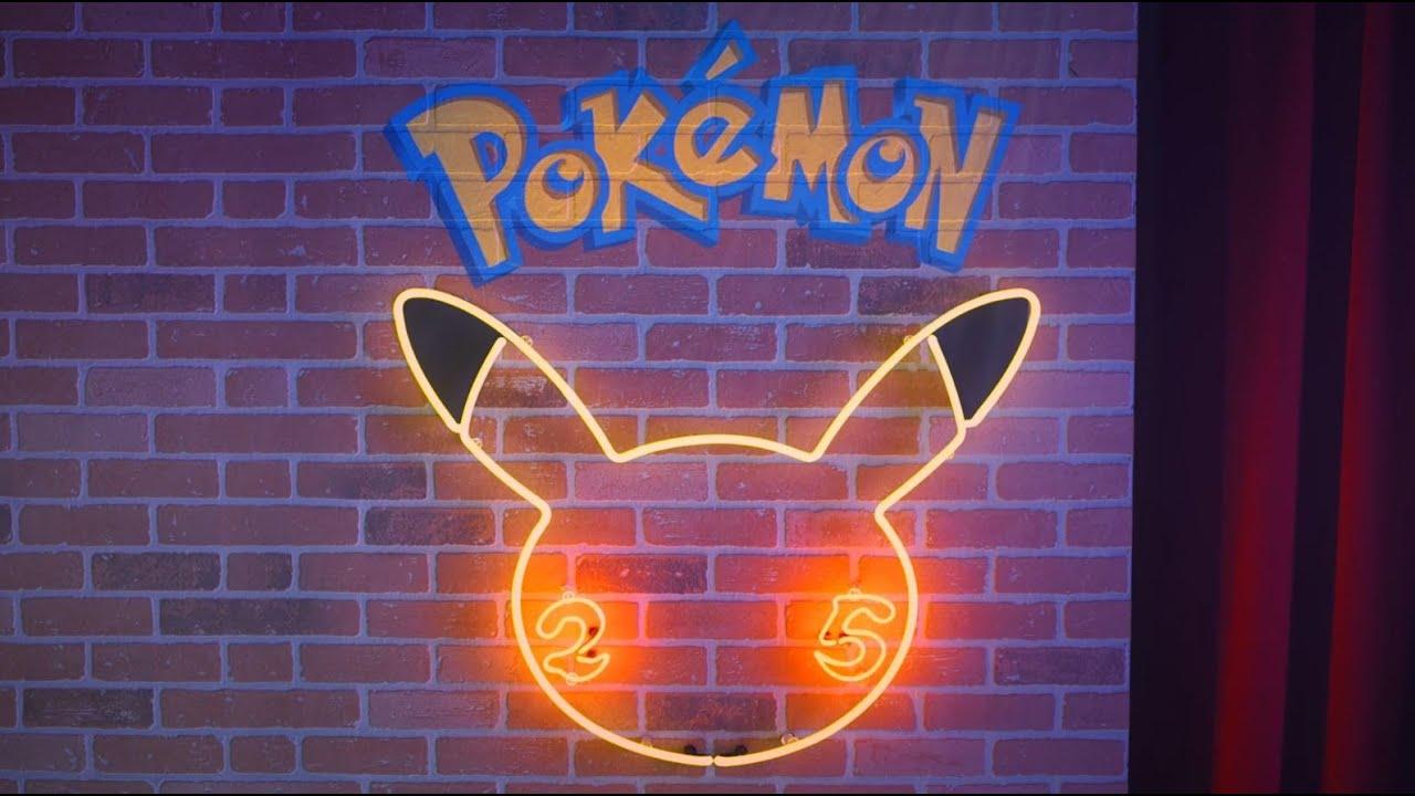 25 Years of Memories #Pokemon25, GamersRD