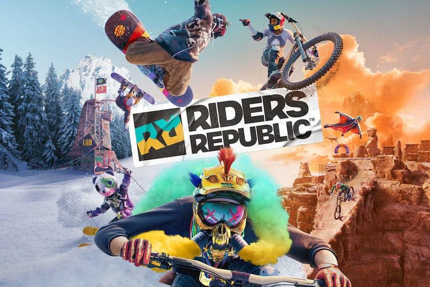Riders Republic de Ubisoft oficialmente retrasado para adelante este año