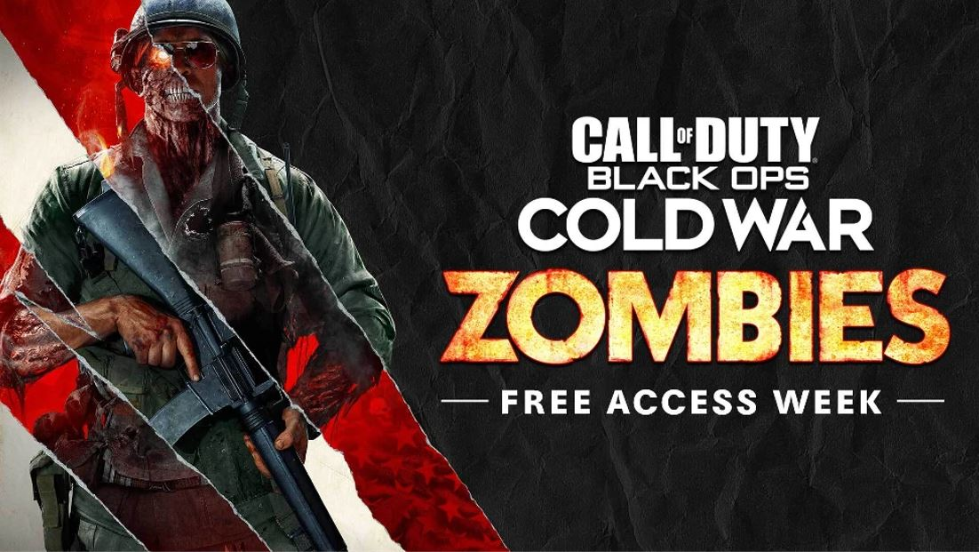 Call of Duty Cold War Zombies gratuito, GamersRD