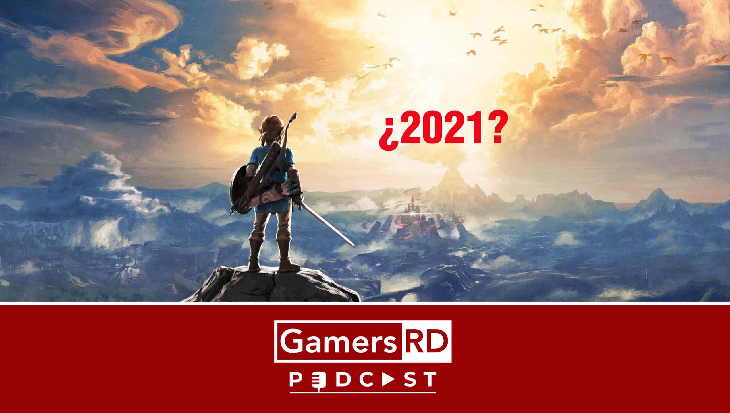 GamersRD Podcast #141 Lo que depara la industria de videojuegos para 2021.