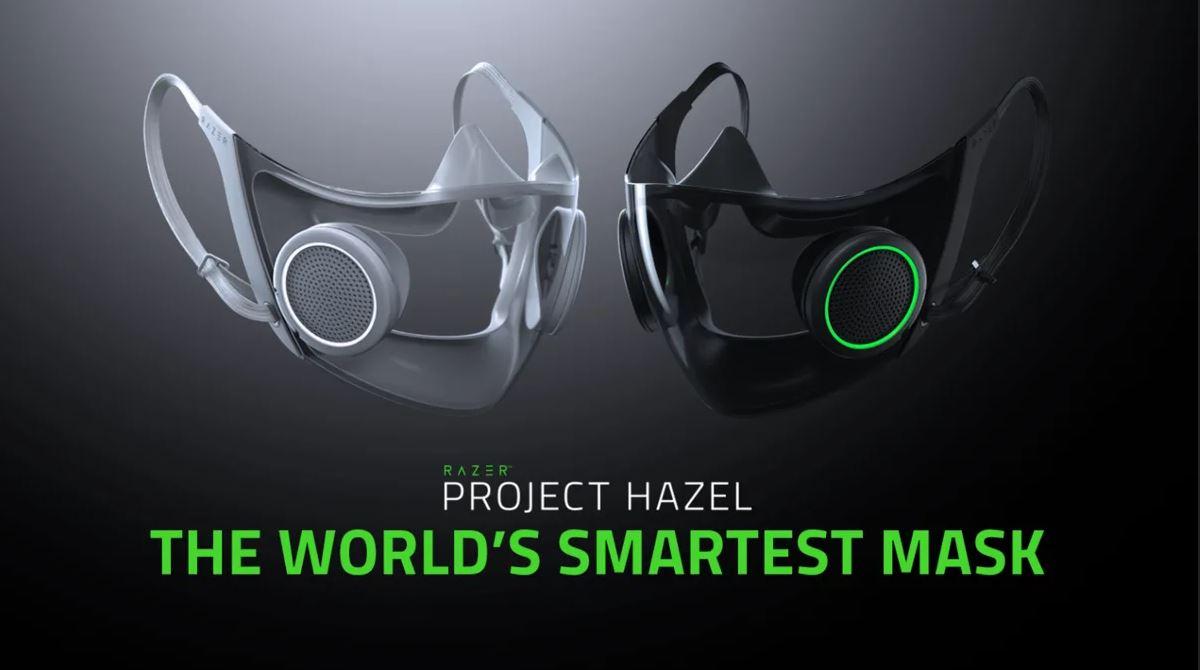 Razer revela diseños de máscaras inteligentes y sillas gamer en CES 2021, GamersRD