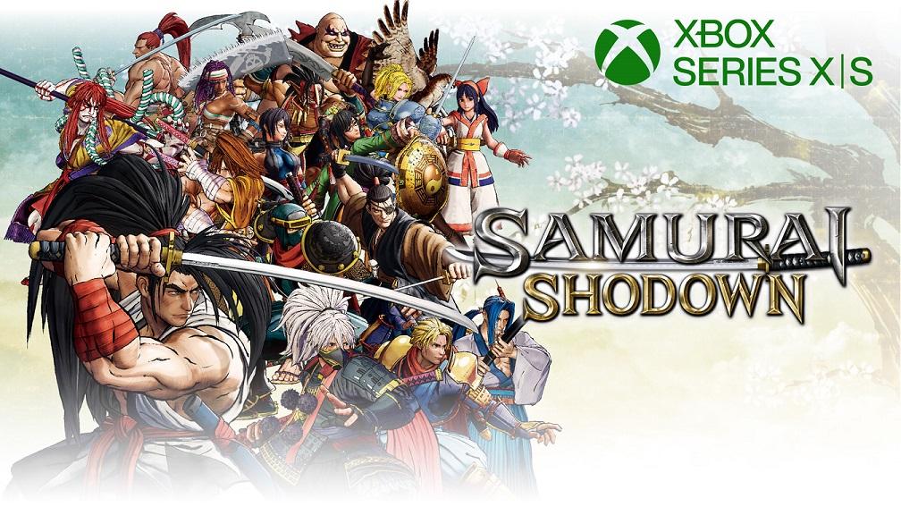 SAMURAI SHODOWN, Xbox Series X S , GamersRD