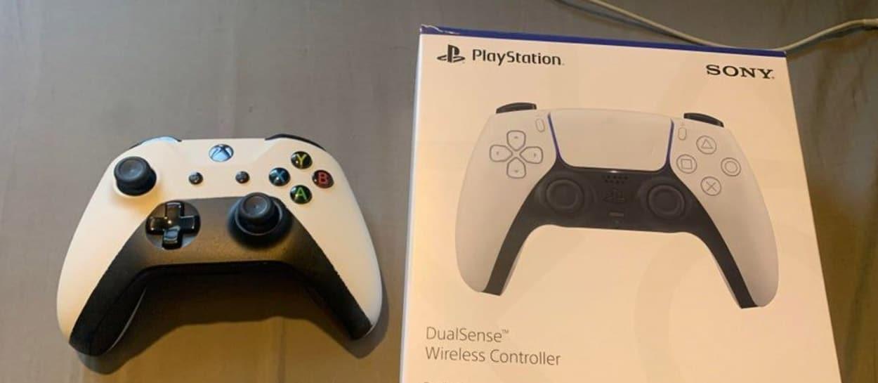 Un gamer compra por Ebay un DualSense y recibió un control de Xbox One , GamersRD