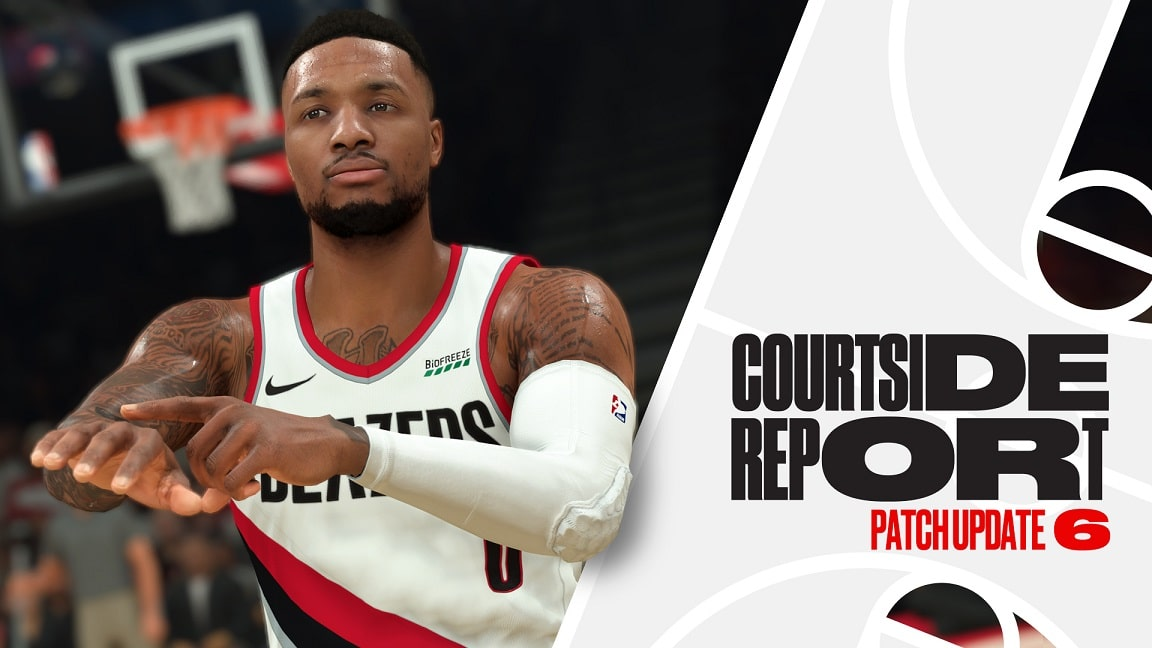 2K Games lanza parches para NBA 2K21 para ambas generaciones , GamersRd