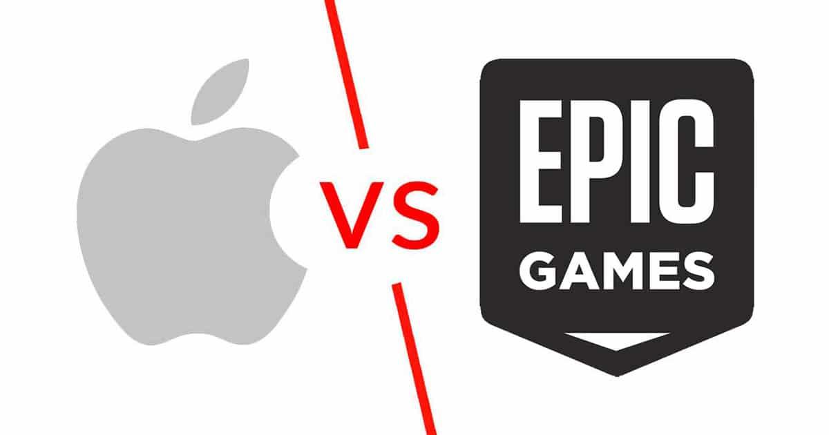 Epic vs Apple - Xbox