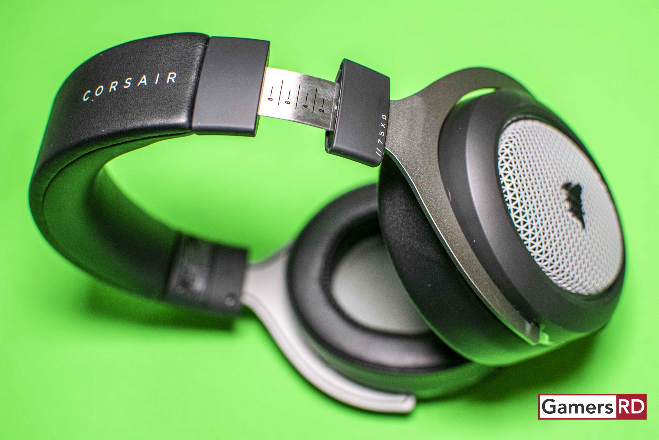 CORSAIR HS 75 XB Headset review, 3 GamersRD