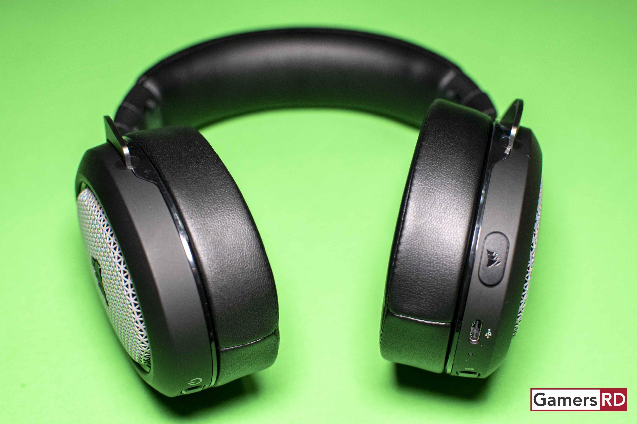 CORSAIR HS 75 XB Headset review, 5 GamersRD